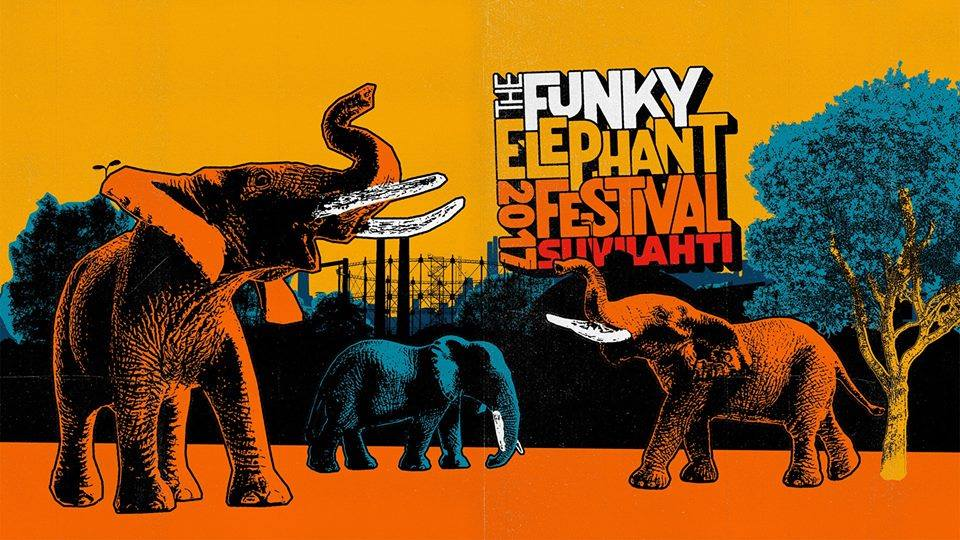 funky elephant festival
