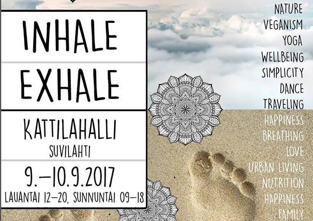 inhale exhale henna lansipaa