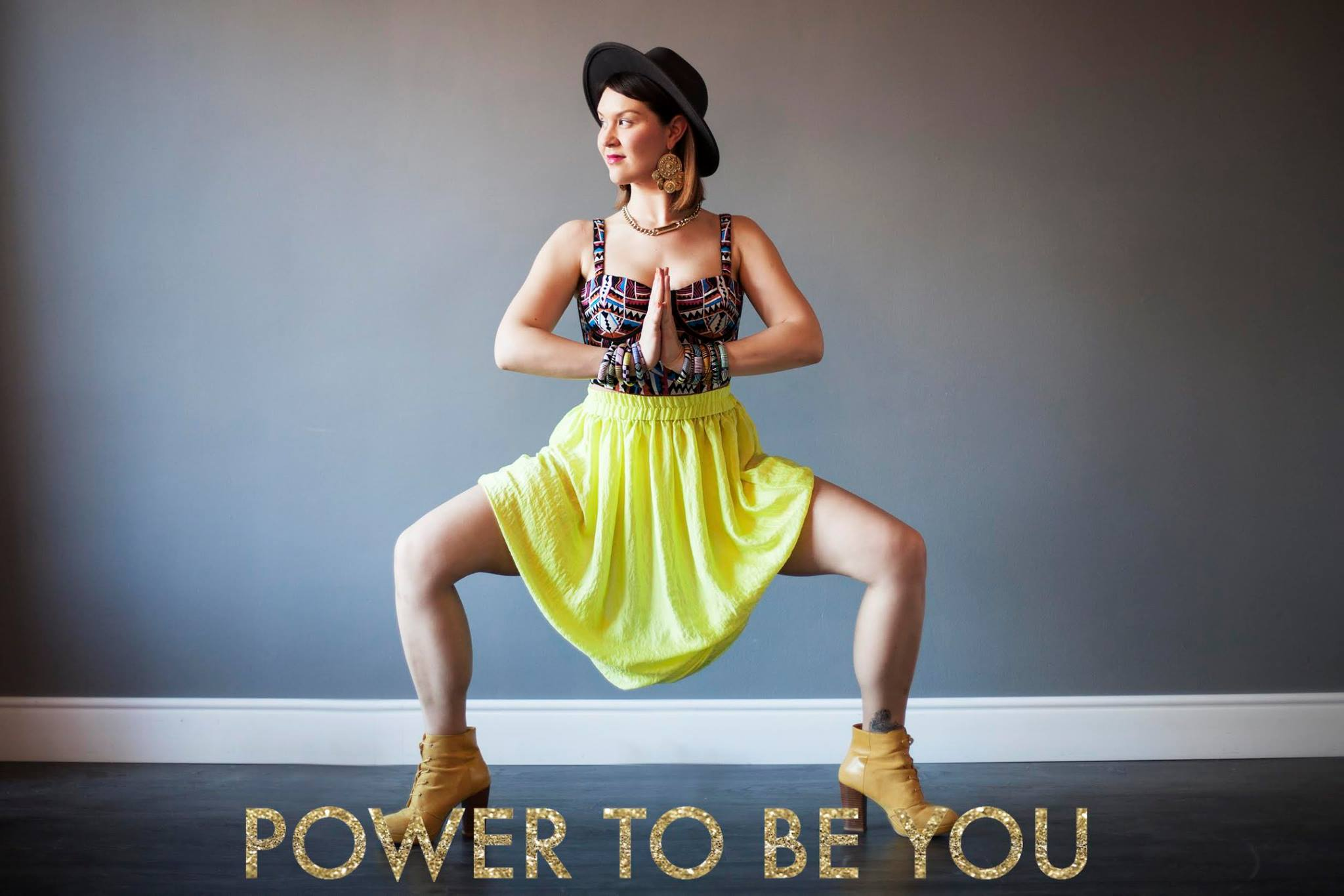 power to be you tapahtuma