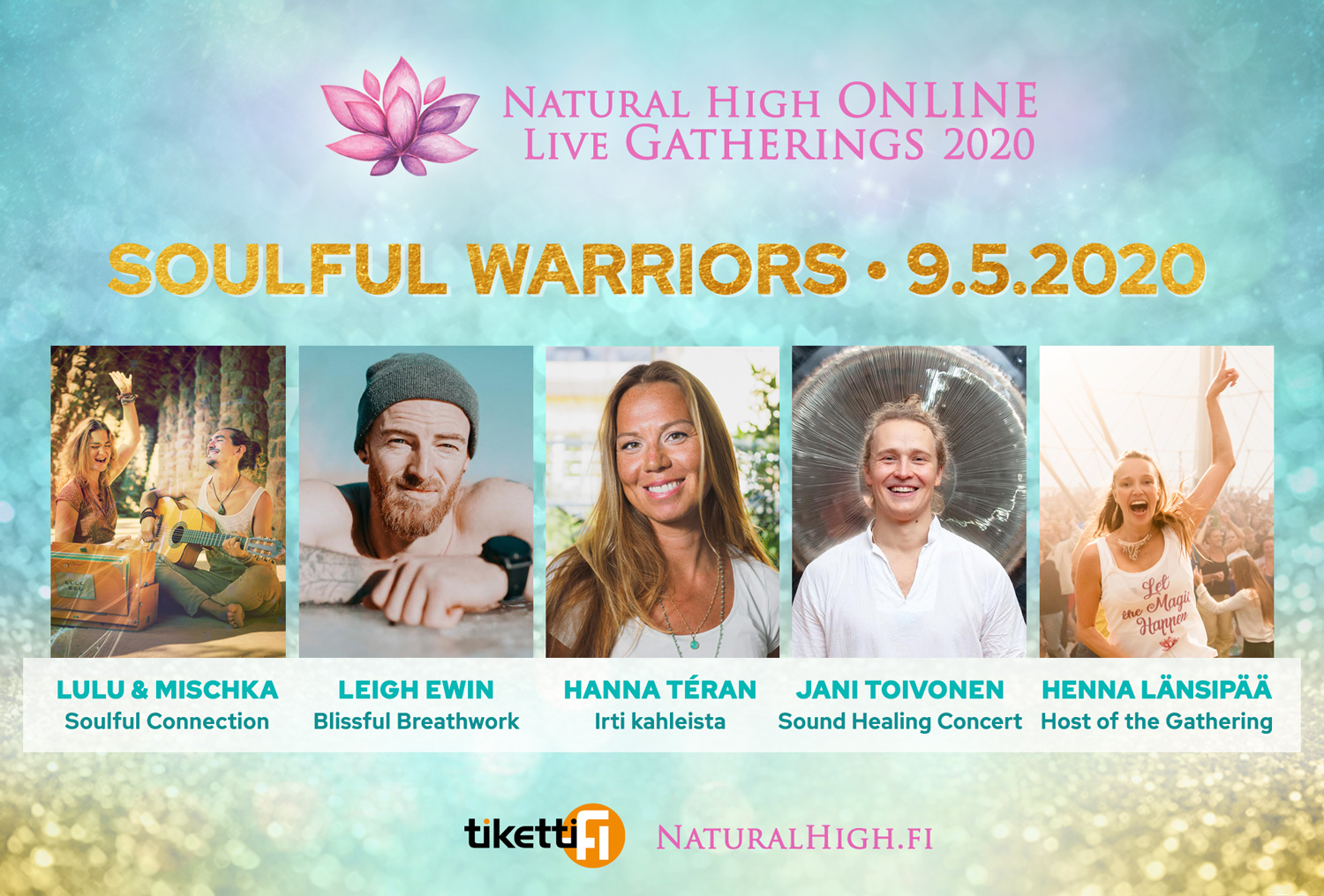 natural high festival